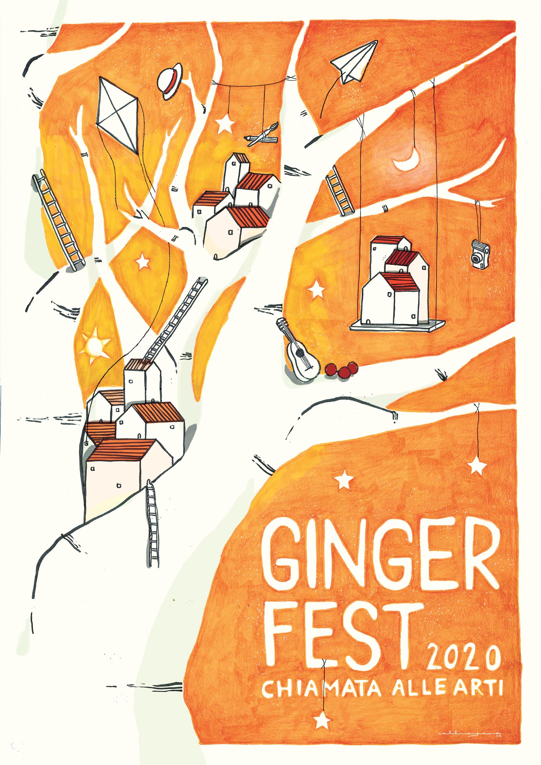 Immagine della notizia Ginger Fest 2020