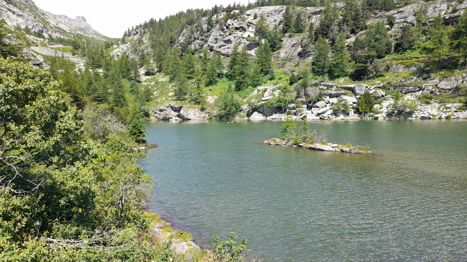 Immagine della notizia Escursione Moncenisio-Lago Arpon